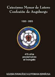 The Evangelical Lutheran Church of Spain's publication of Luther's Small Catechism.