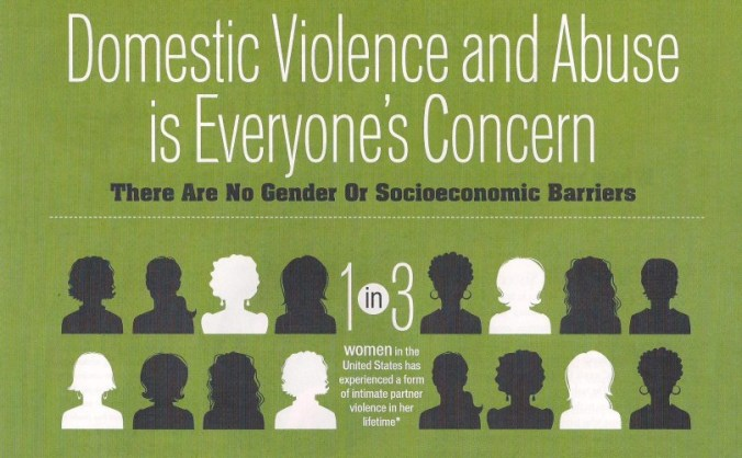 Poster published by the LCMS Domestic Violence and Child Abuse Task Force.